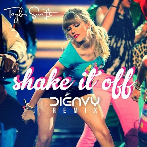 Taylor Swift – Shake It Off (Dienvy Remix)